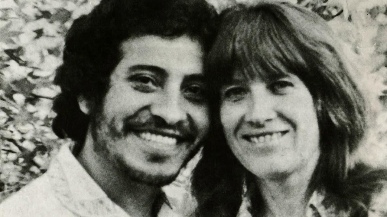 Víctor Jara y Joan Turner