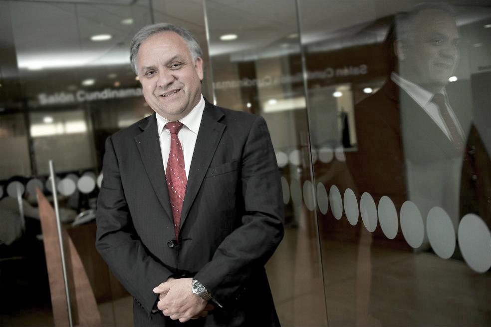 Álvaro Erazo, ex ministro de Educación