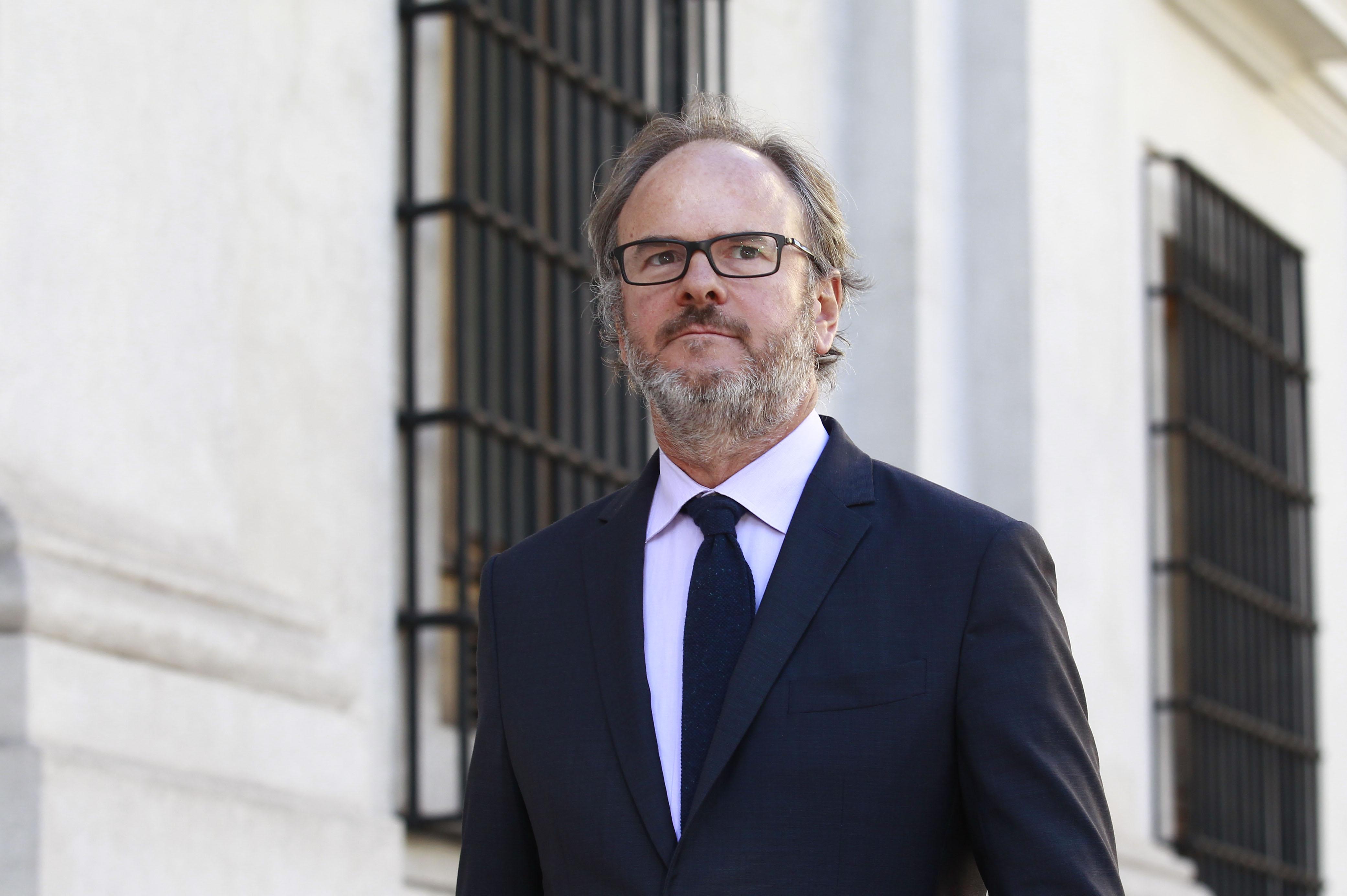 Bernardo Larraín presidente de la Sofofa