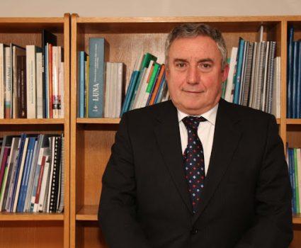 ennio vivaldi, rector Universidad de Chile