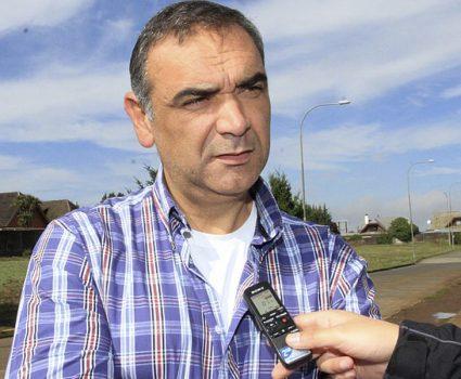 Alcalde de Padre Las Casas, Juan Eduardo Delagado