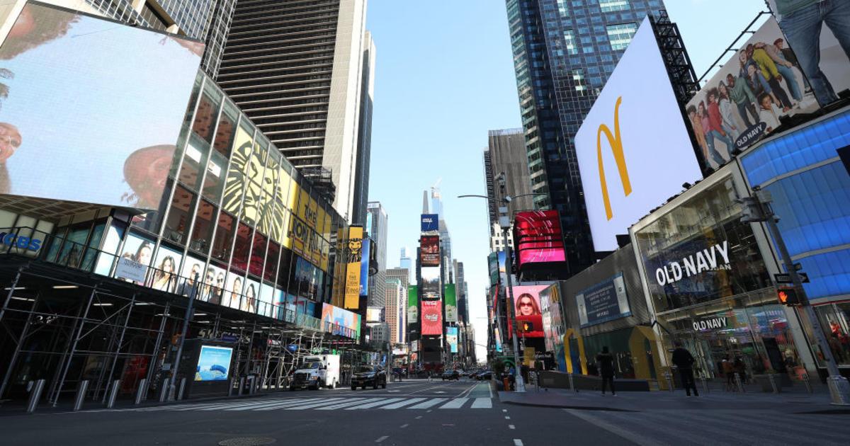 Nueva York cuarentena