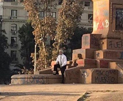 Piñera Plaza Italia
