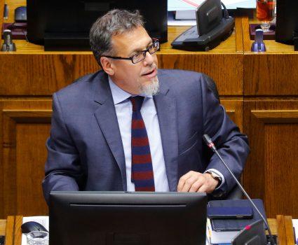 Senador Ricardo Lagos Weber