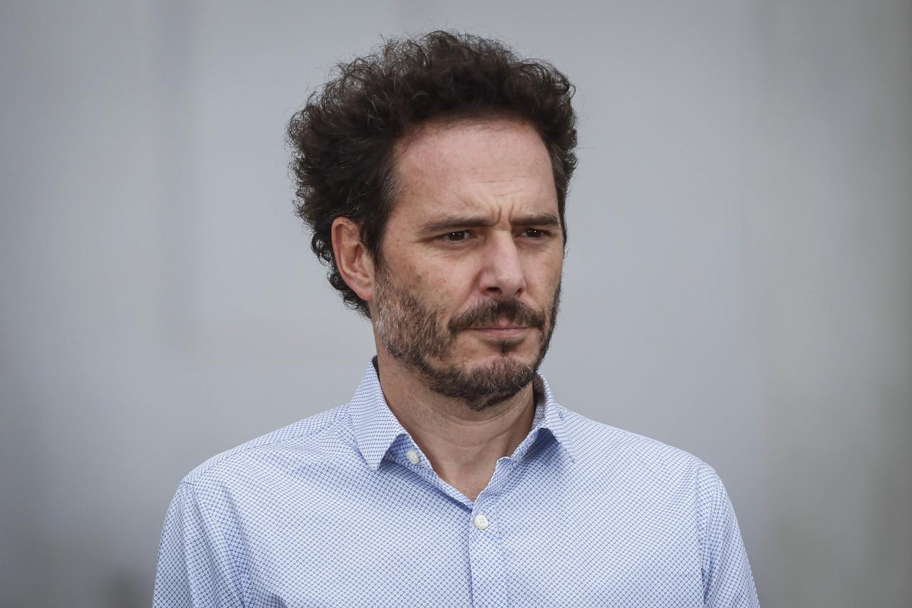 Hernán Larraín Matte, presidente de Evópoli