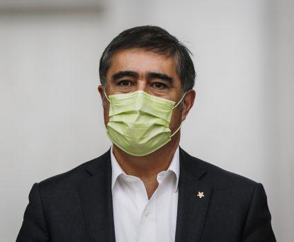 Mario Desbordes, presidente de RN