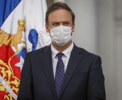 Felipe Ward, ministro de la Segpres