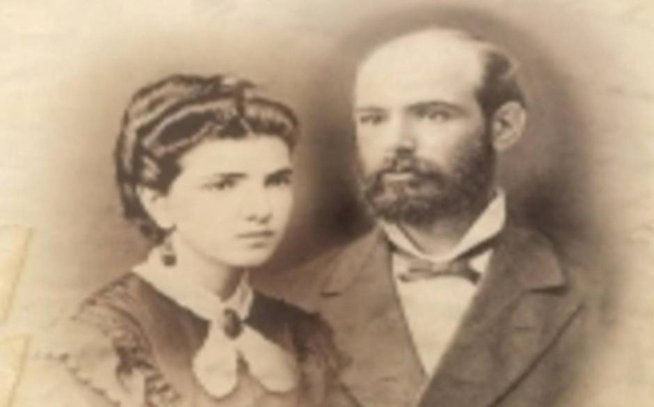Arturo Prat y Carmela Carvajal