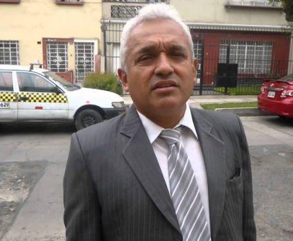 Carlos Villarreal. periodista de Perú