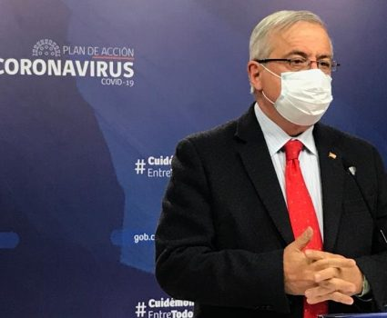 Ministro Jaime Mañalich