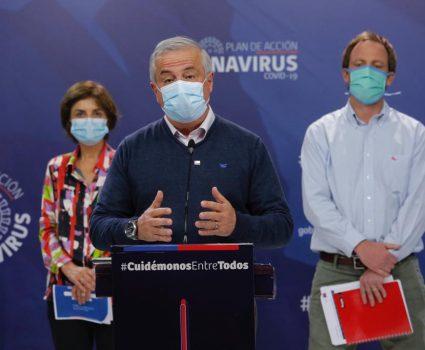 balance de casos de coronavirus del 24 de mayo
