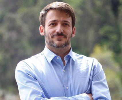 diego pardow, presidente ejecutivo de Espacio Público