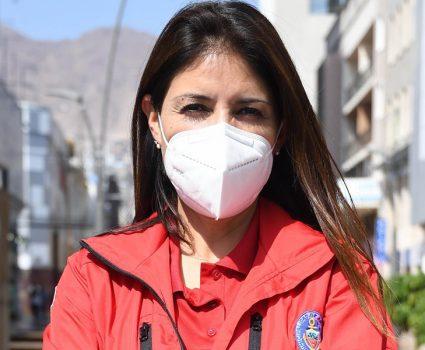 Alcaldesa de Antofagasta, Karen Rojo
