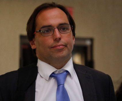 Matías Acevedo, dipres