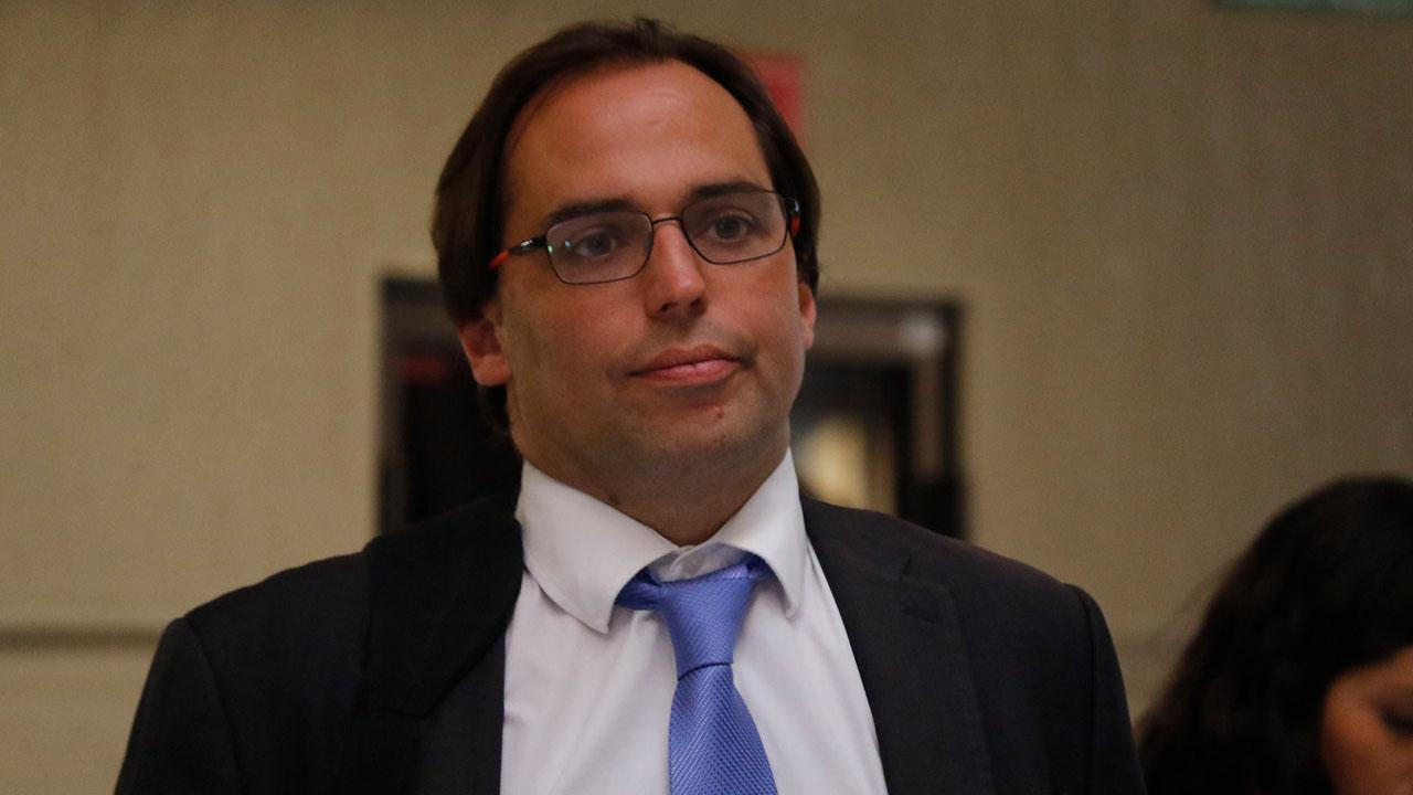 Matías Acevedo, director de presupuestos