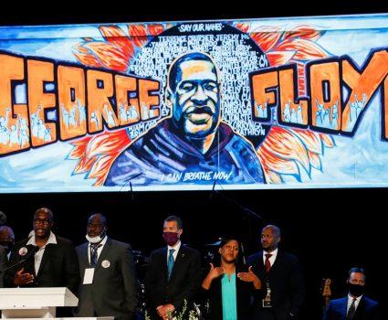 George Floyd, funeral