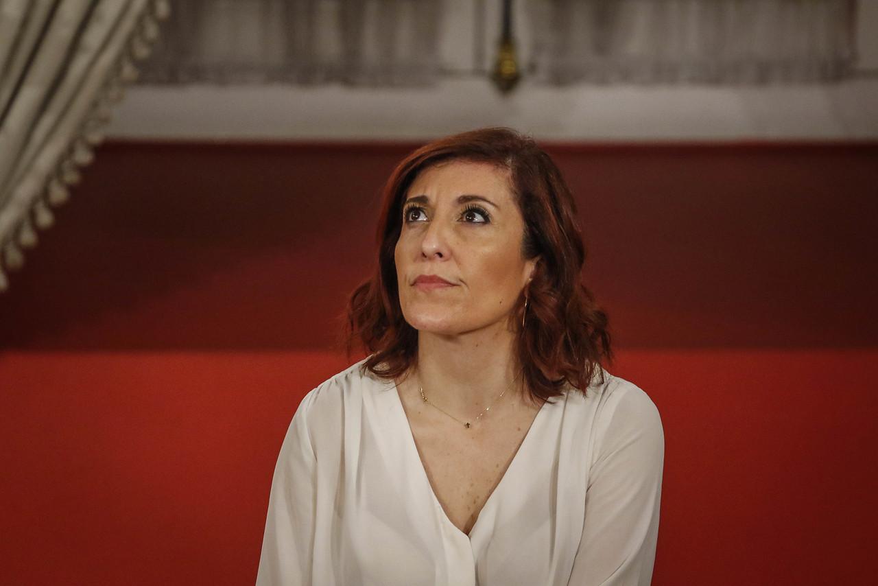 Patricia Muñoz, defensora de la niñez