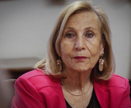 Helia Molina, ex ministra de Salud