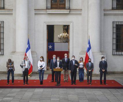 Partidos Chile Vamos