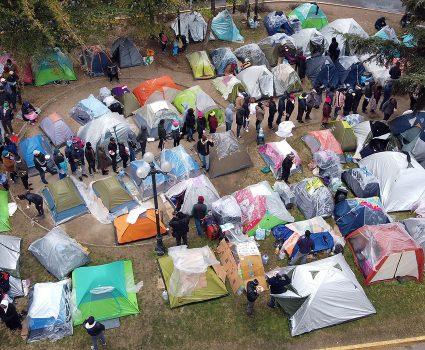 José Tomás Vicuña SJ y situación de los migrantes