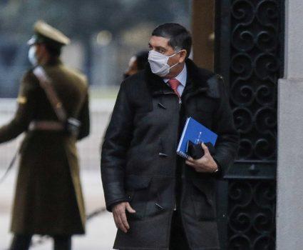 Claudio Alvarado, nuevo ministro de la Segpres