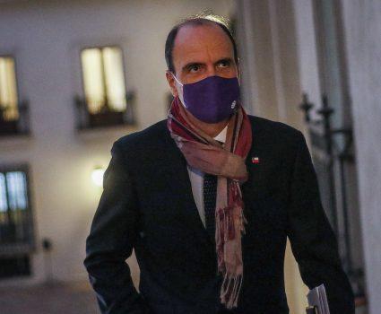 Cristián Monckeberg, ministro de Desarrollo Social