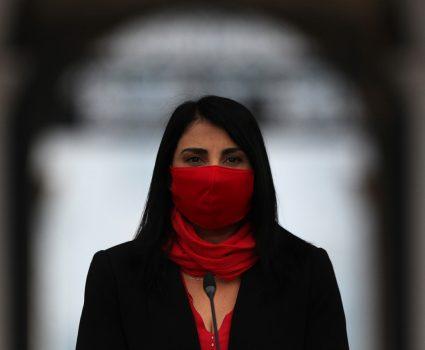 Vocera de gobierno, Karla Rubilar