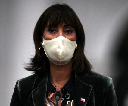 Mónica Zalaquett, ministra de la Mujer