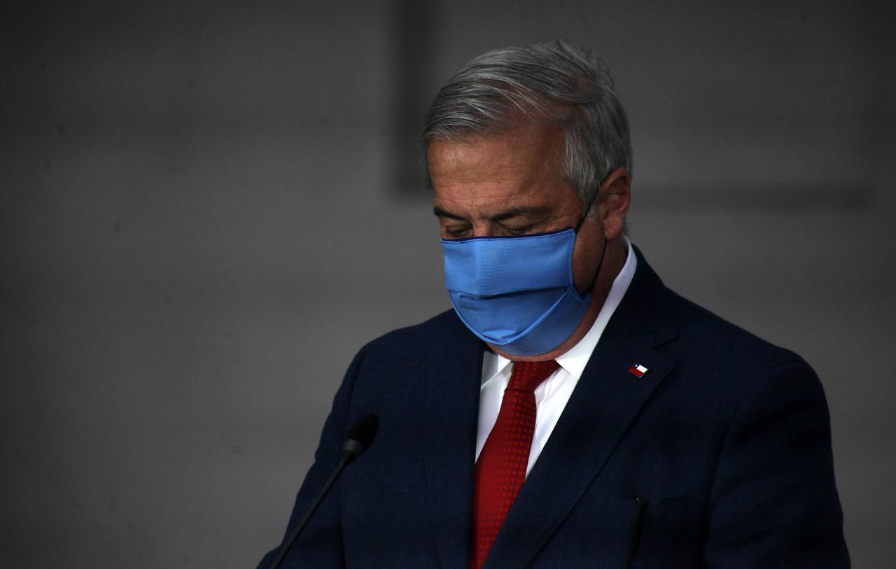 Jaime Mañalich, ex ministro Salud