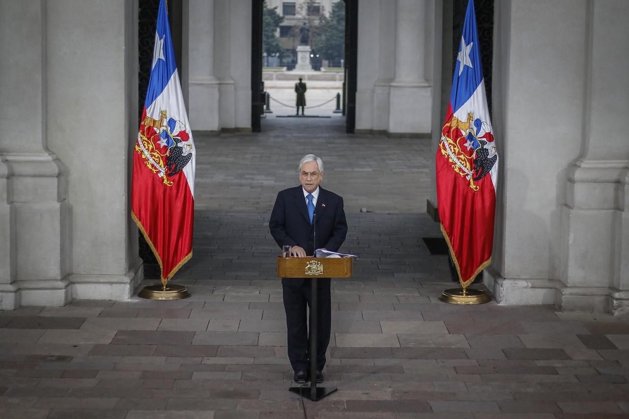 Presidente Sebastián Piñera