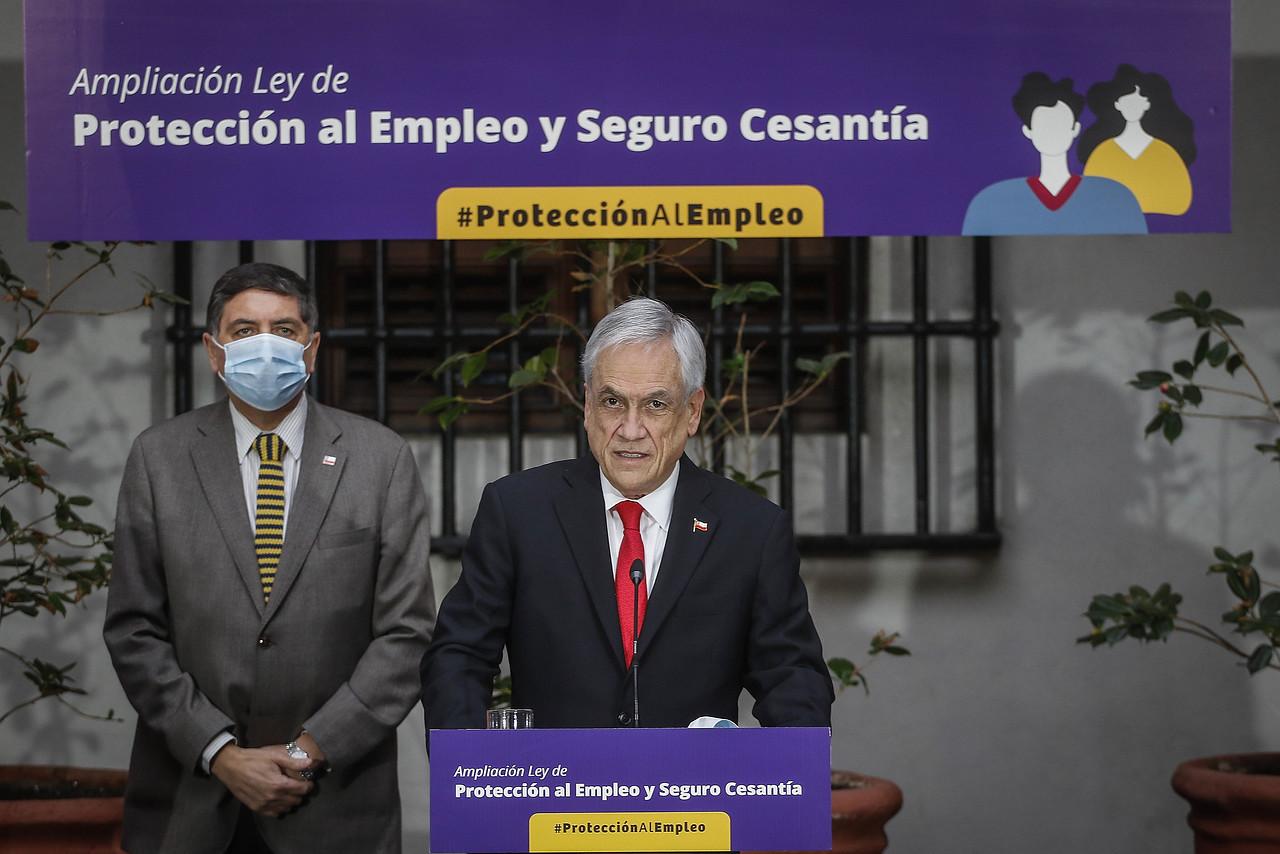 Mejora ley de Protección al Empleo