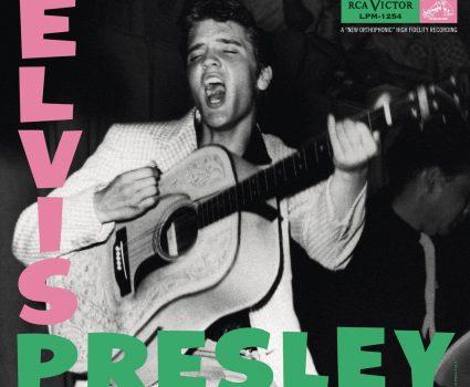 Elvis Presley, el álbum