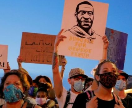 George Floyd protestas