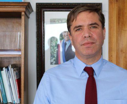 Gonzalo Le Dantec, gobernador de Valparaíso