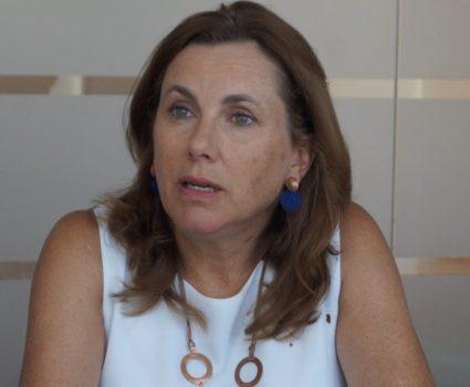 Helen Kouyoumdjian, vicepresidenta de Fedetur
