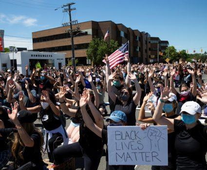 Protestas ee.uu. fds
