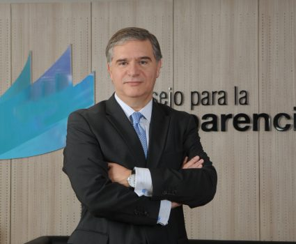presidente del consejo de Transparencia