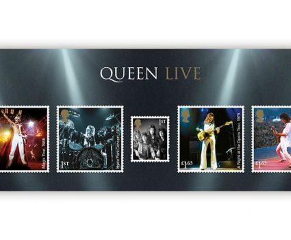 Queen sellos