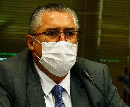 Senador Jorge Pizarro