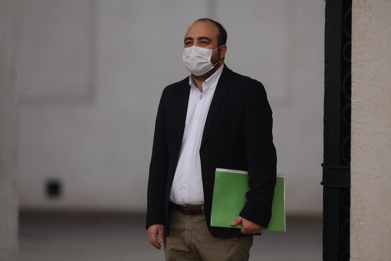 Fuad Chahín y acusación constitucional