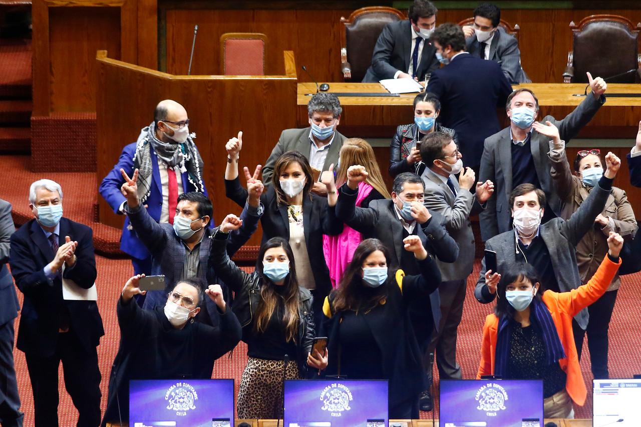 Sesión de la Cámara de Diputados 08/07/2020