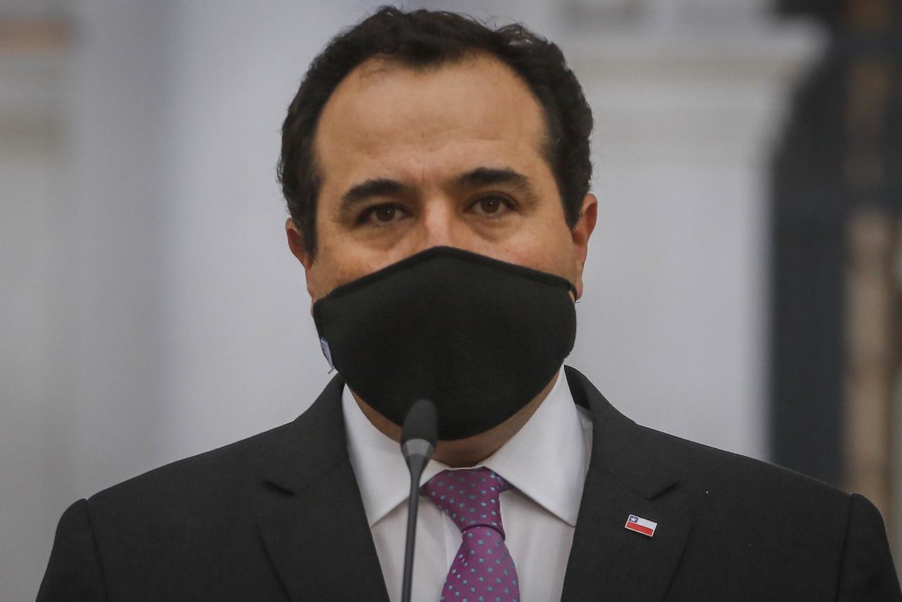 Juan Francisco Galli, subsecretario del Interior