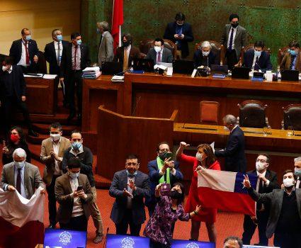 votación retiro 10% en la Cámara de Diputados