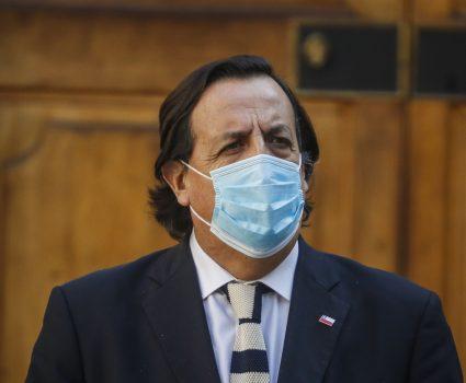 Victor Pérez, ministro de Interio