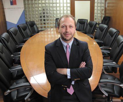 Alejandro Weber, presidente CADP