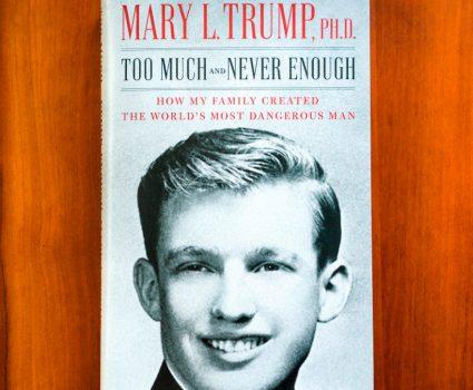 Libro sobrina Trump