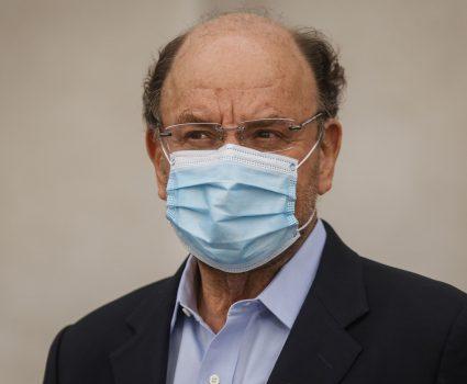 Ministro Alfredo Moreno y plan Chile se Recupera