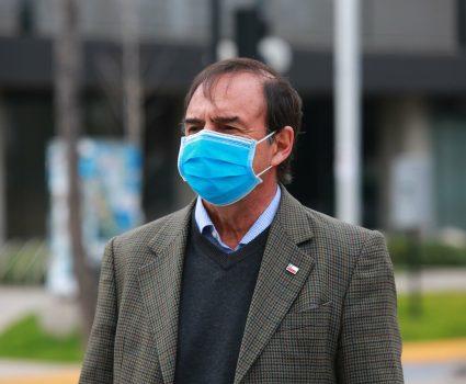 Subsecretario de Transportes, José Luis Domínguez