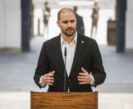 Vocero de gobierno, Jaime Bellolio