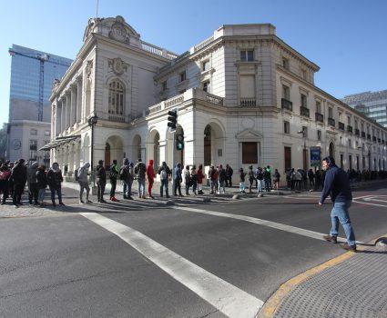 Transición Santiago y Estación Central